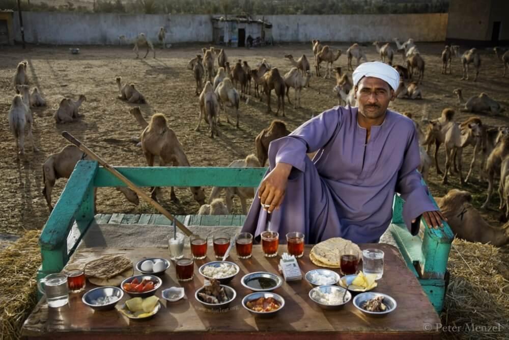 Що їдять звичайні люди у різних країнах світу?